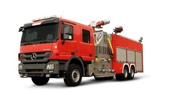 شاحنة إطفاء