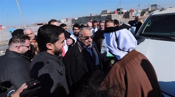 رئيس الوزراء العراقي عادل عبدالمهدي في البصرة (رئاسة الوزراء العراقية)