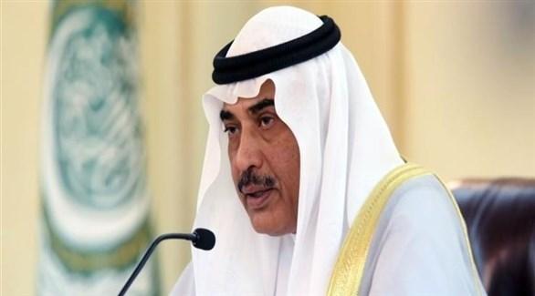 وزير الخارجية الكويتي الشيخ صباح الخالد الصباح (أرشيف)