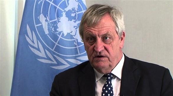 مبعوث الأمم المتحدة في الصومال نيكولاس هايسوم (أرشيف)