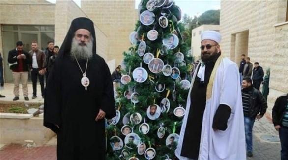 احتفالات الكنائس في فلسطين (أرشيف)