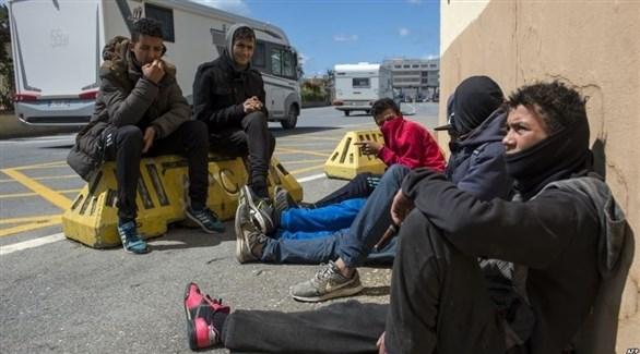 قاصرون مغاربة في سبتة يحاولون الهجرة إلى أوروبا (أرشيف)
