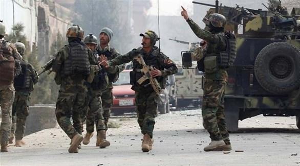 عناصر أمنية أفغانية (أرشيف)