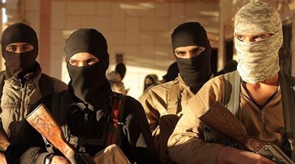 عناصر من داعش (أرشيف)