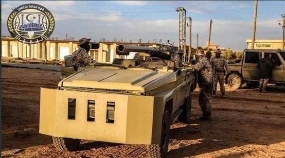 مسلحون في قوات حماية طرابلس (تويتر)