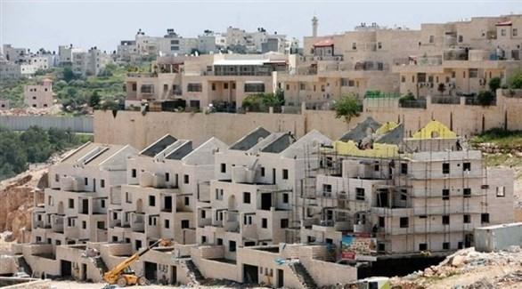 مشاريع استيطانية في فلسطين (أرشيف)