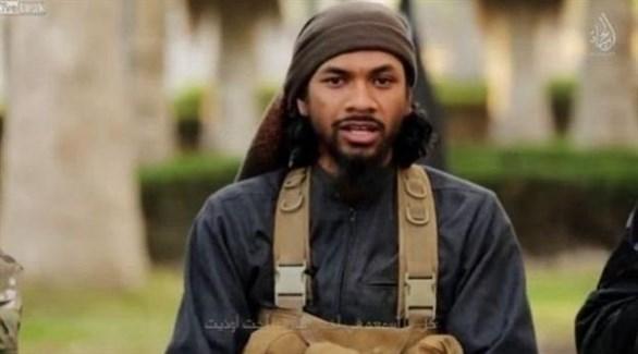 الإرهابي الداعشي نيل براكاش (أرشيف)