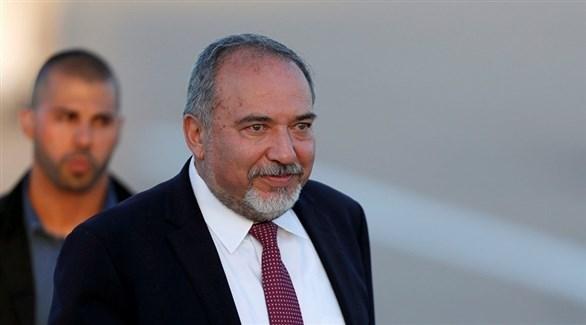 وزير الدفاع الإسرائيلي السابق أفيغدور ليبرمان (ارشيف)