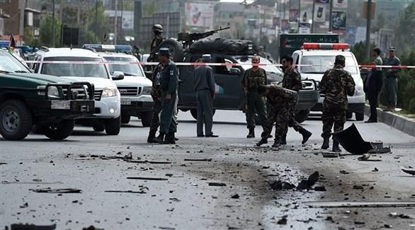 تفجير إرهابي نفذته حركة طالبان في كابول (أرشيف)