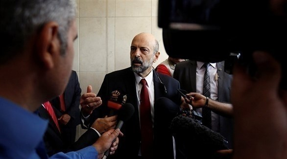 رئيس الحكومة الأردنية عمر الرزاز (أرشيف)