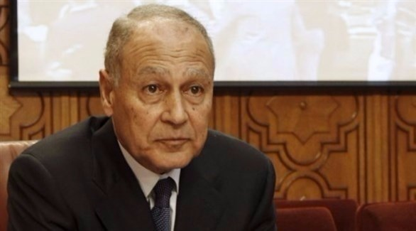 أمين عام جامعة الدول العربية أحمد أبو الغيط (أرشيف)