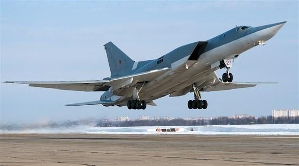 طائرة حربية روسية من طراز تو-22 ام 3 (أرشيف)