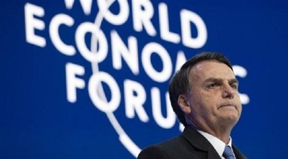رئيس البرازيل اليميني المتطرف غايير بولسونارو (أرشيف)