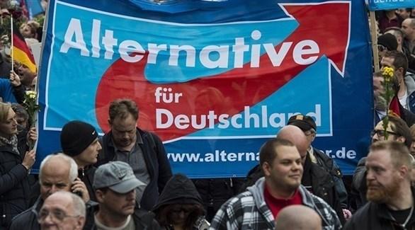 أنصار حزب البديل من أجل ألمانيا (أرشيف)