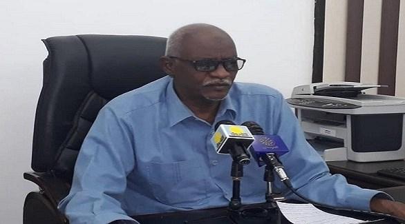 وزير الدولة بالداخلية السودانية موسى محمد علي مادبو (سونا)