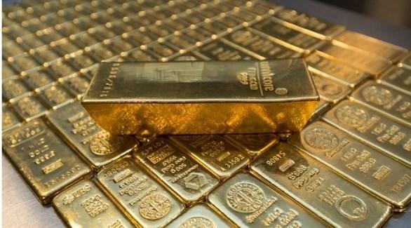 سبائك من الذهب (أرشيف)