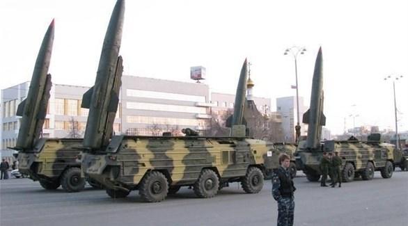 أحد أنظمة الصواريخ الروسية (أرشيف)