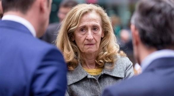 وزيرة العدل الفرنسية نيكول بيلوبيه (أرشيف)