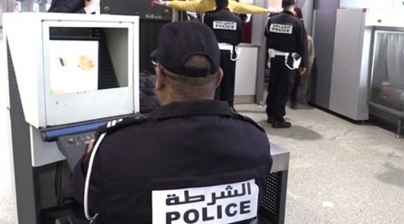 الشرطة المغربية في مطار محمد الخامس (أرشيف)