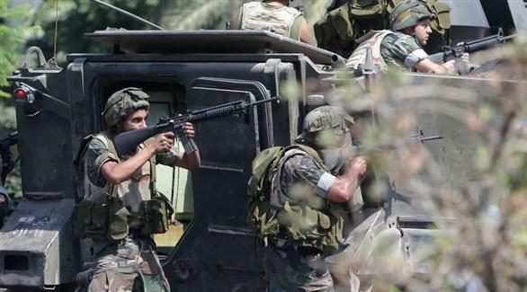 عناصر من الجيش الجزائري (أرشيف)