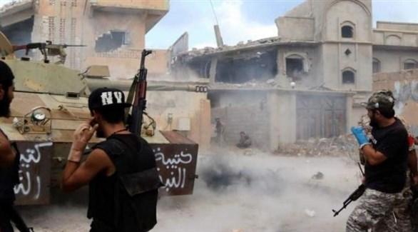 اشتباكات طرابلس (أرشيف)