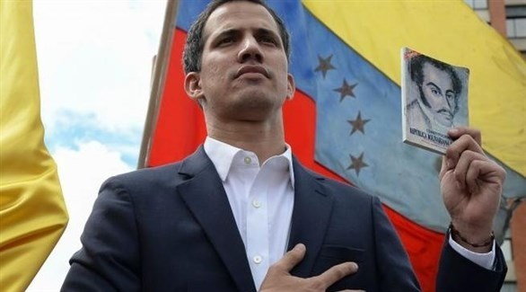 رئيس البرلمان الفنزويلي المعارض خوان غوايدو (تويتر)
