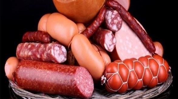 تضاف المستحلبات إلى اللحوم المصنّعة (أرشيفية)