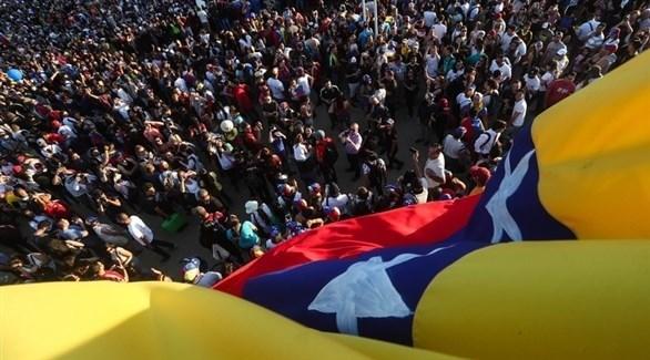 مظاهرات واحتجاجات في كراكاس (إيه بي أيه)