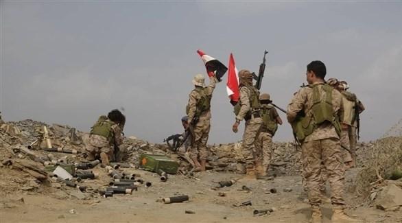 قوة من الجيش اليمني في محافظة صعدة (أرشيف)