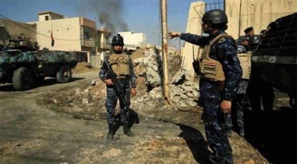 قوات من الأمن العراقي (أرشيف)