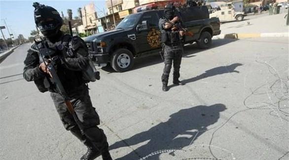 أمنيون عراقيون في دورية (أرشيف)