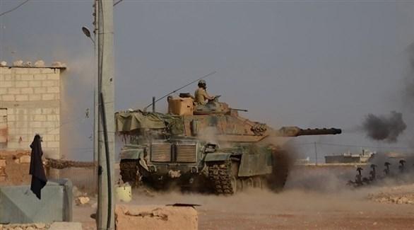 دبابة تركية في سوريا (أرشيف)