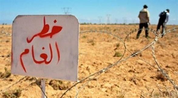 منطقة حدودية بين لبنان وإسرائيل تحوي ألغاماً وقنابل عنقودية (أرشيف)