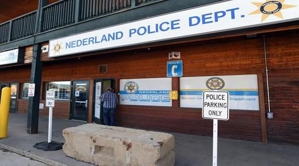 مركز شرطة نيدرلاند الذي حاول المتهم تفجيره في 2016 (أرشيف)