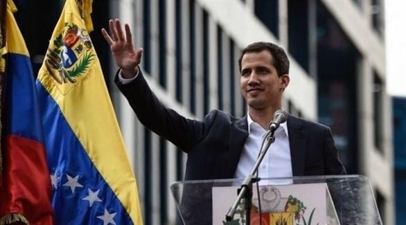 المعارض الفنزويلي البارز خوان غوايدو (أرشيف)