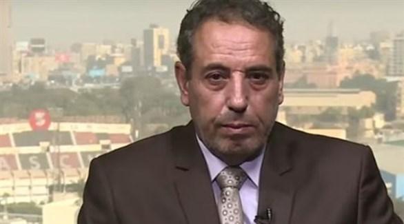 المحلل السياسي الليبي محمد الزبيدي (أرشيف)