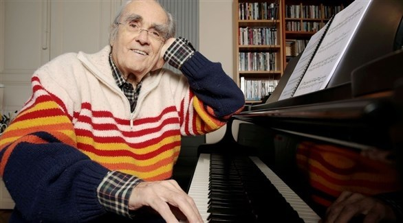 الموسيقي الفرنسي الراحل ميشال ليغراند (لوباريزيان)