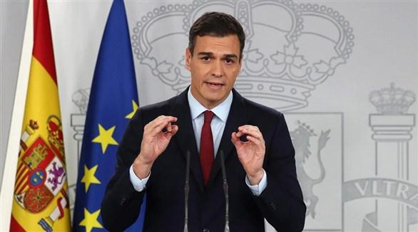 رئيس الوزراء الإسباني بيدرو سانشيز (أرشيف)