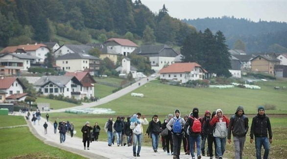 مهاجرون في النمسا (أرشيف)
