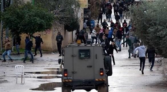 تصعيد إسرائيلي بحق الفلسطينيين في الضفة (أرشيف)