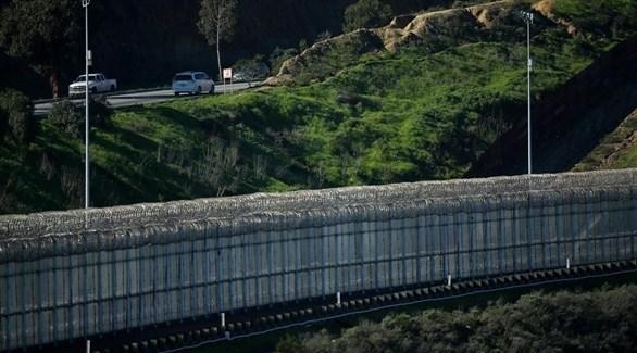 الحدود الأمريكية المكسيكية(أرشيف)