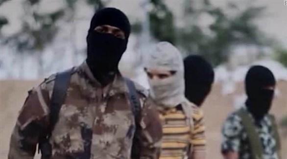 مسلحون من تنظيم داعش الإرهابي (أرشيف)