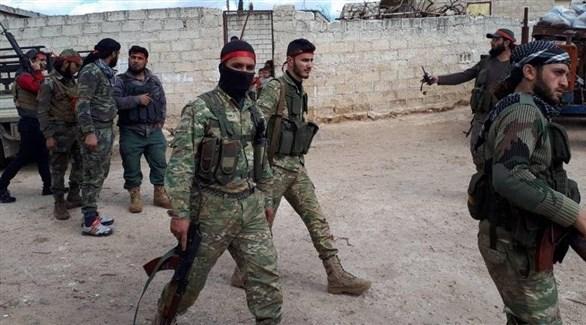 مسلحون من الجيش السوري الحر (أرشيف)