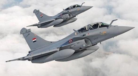 مقاتلات مصرية (أرشيف)