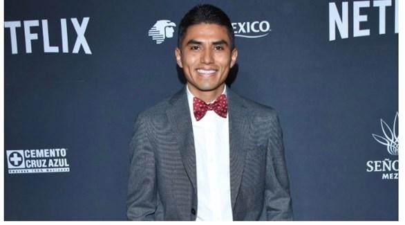 بطل فيلم روما الممثل المكسيكي خورخي أنطونيو غيريرو