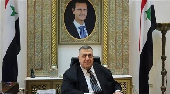 رئيس مجلس الشعب السوري حمودة صباغ (أرشيف)