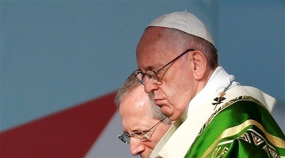 البابا فرنسيس (رويترز)