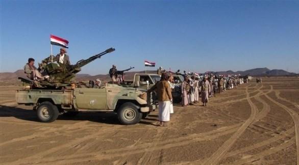مقاتلون من الجيش اليمني (أرشيف)