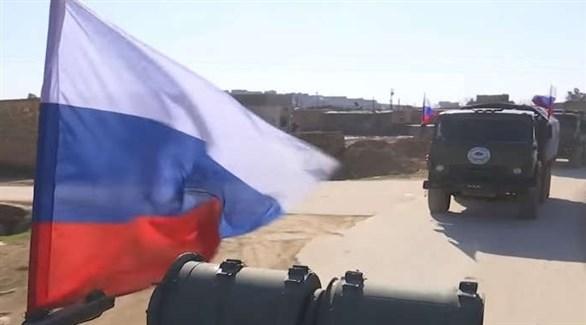 دورية روسية في سوريا (روسيا اليوم)