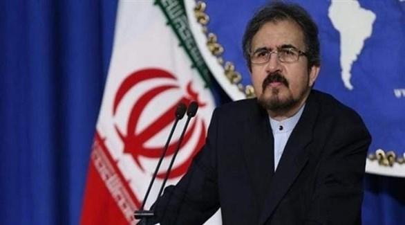 المتحدث باسم الخارجية الإيرانية بهرام قاسمي (أرشيف)